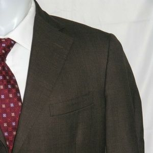 Brooks Brothers Golden Fleece Custom Made suit 40S
